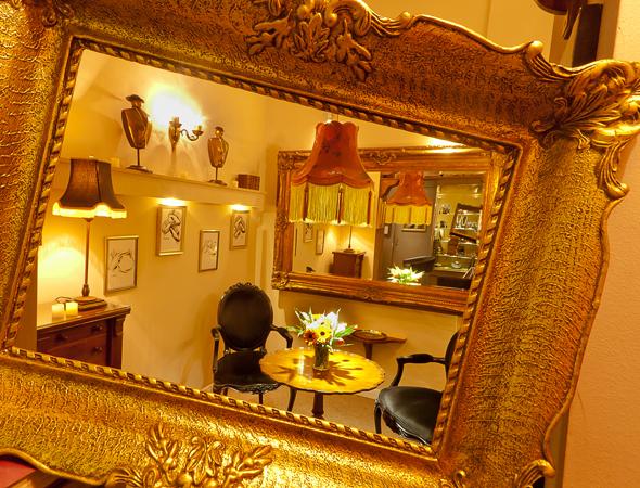 Marmalade Fine Jewellery London Shop Mirror