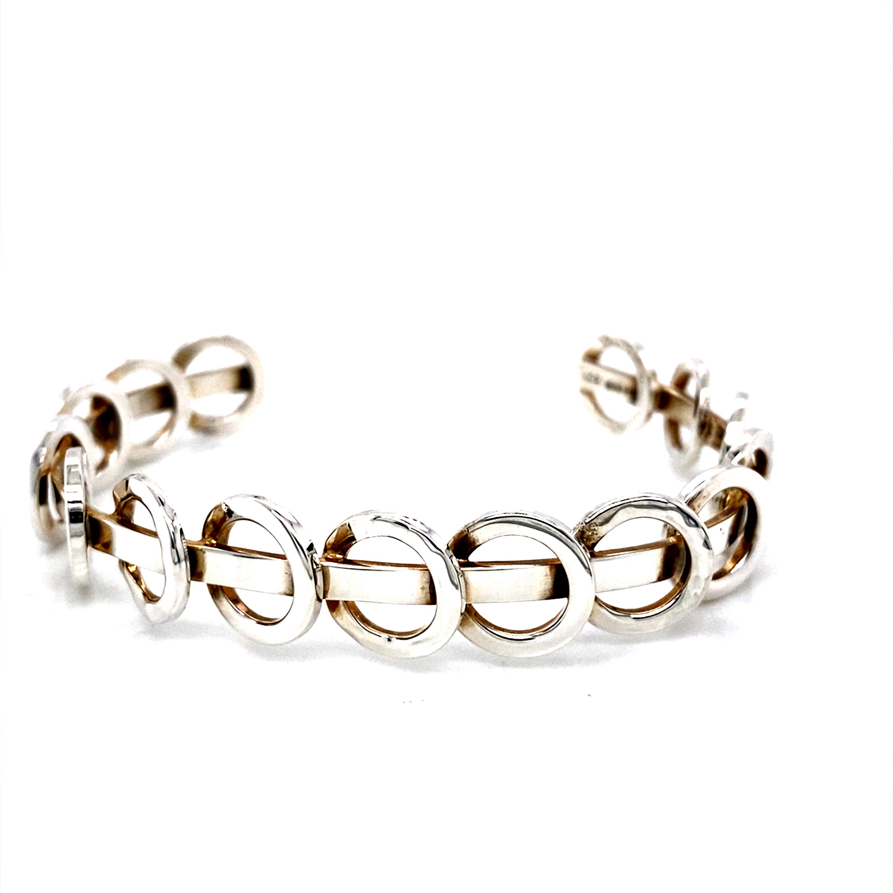 SIlver Rings & Rings Bracellet