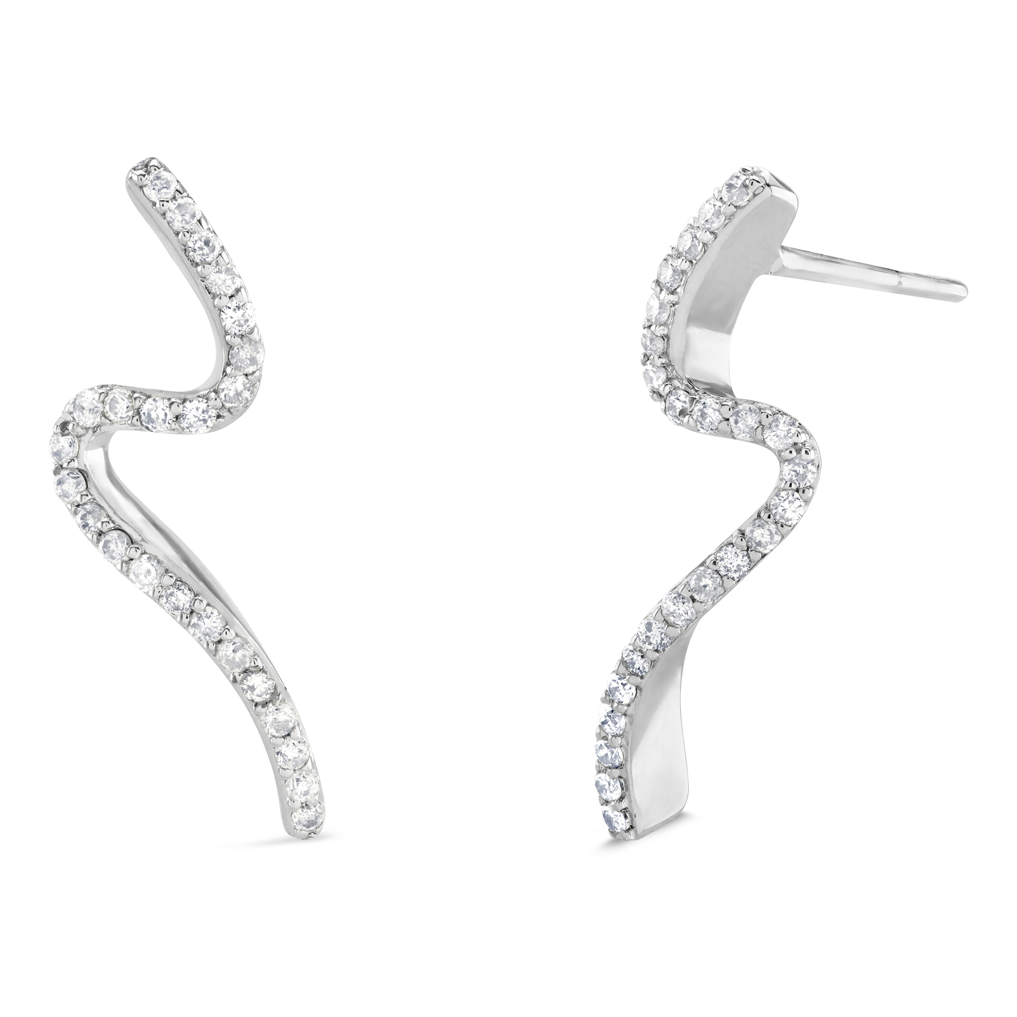 white in earrings carat products gold karat collections diamonds diamond sm